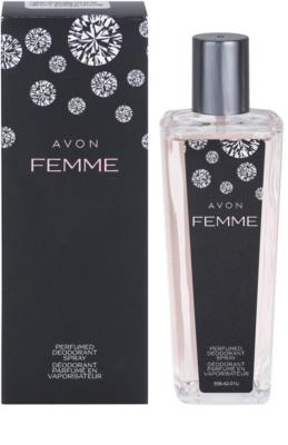 Avon Femme desodorante con pulverizador para mujer
