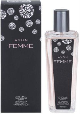 Avon Femme dezodorant z atomizerem dla kobiet