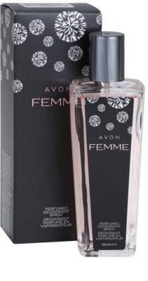 Avon Femme desodorizante vaporizador para mulheres 1