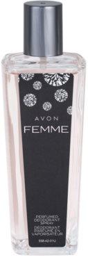 Avon Femme desodorizante vaporizador para mulheres 2