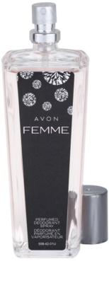 Avon Femme desodorizante vaporizador para mulheres 3