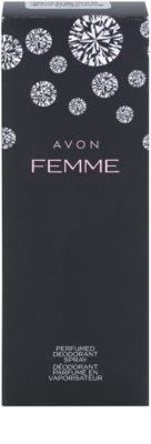Avon Femme desodorizante vaporizador para mulheres 4