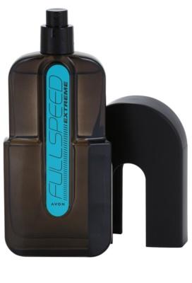 Avon Full Speed Extreme Eau de Toilette para homens 3
