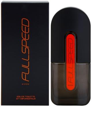 Avon Full Speed Eau de Toilette für Herren