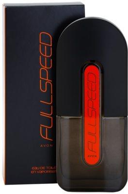 Avon Full Speed toaletní voda pro muže 2