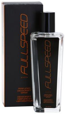 Avon Full Speed Deodorant spray pentru barbati 1