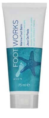 Avon Foot Works Classic krém na nohy