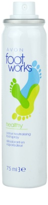 Avon Foot Works Healthy spray para los pies 1