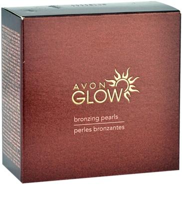 Avon Glow пудра бронзатор в кульках 2