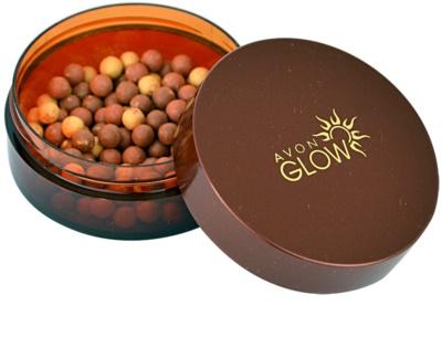 Avon Glow puder brązujący w kulkach