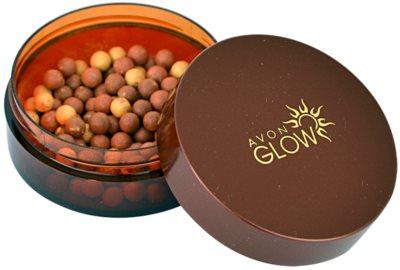 Avon Glow пудра бронзатор в кульках