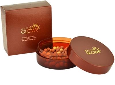 Avon Glow пудра бронзатор в кульках 1