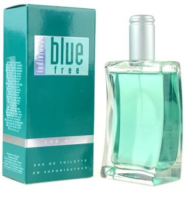 Avon Individual Blue Free eau de toilette férfiaknak