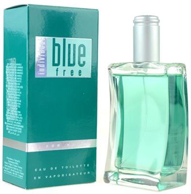 Avon Individual Blue Free Eau de Toilette pentru barbati
