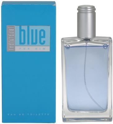 Avon Individual Blue for Him eau de toilette férfiaknak