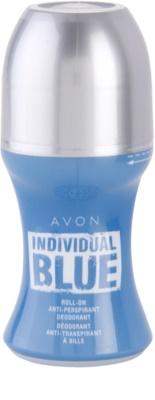 Avon Individual Blue for Him deodorant Roll-on para homens
