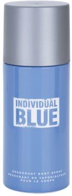Avon Individual Blue for Him дезодорант за мъже