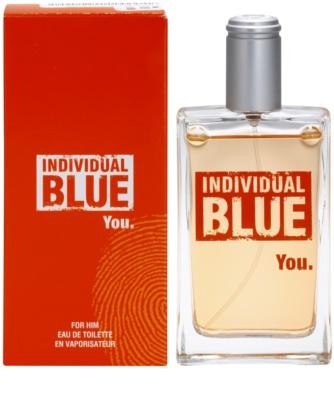 Avon Individual Blue You Eau de Toilette pentru barbati