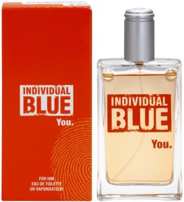 Avon Individual Blue You woda toaletowa dla mężczyzn