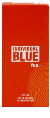 Avon Individual Blue You тоалетна вода за мъже 4