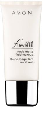 Avon Ideal Flawless maquillaje matificante