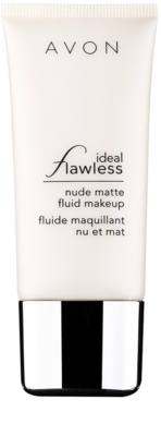 Avon Ideal Flawless тональний крем з матуючим ефектом