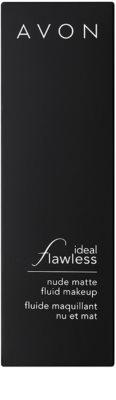Avon Ideal Flawless mattító make-up 2