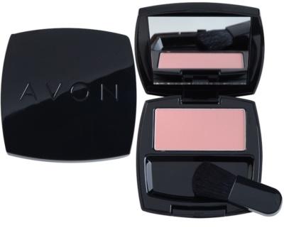 Avon Ideal Luminous Blush pudrová rozjasňující růž 1
