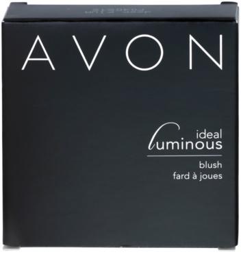 Avon Ideal Luminous Blush pudrasto posvetlitveno rdečilo 3