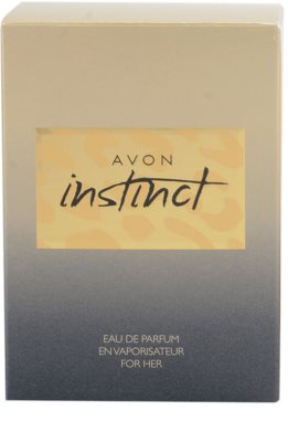 Avon Instinct for Her Eau de Parfum para mulheres 4