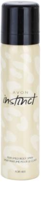Avon Instinct for Her spray corporal para mujer