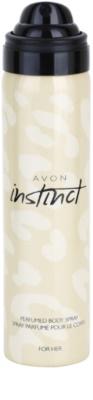 Avon Instinct for Her Körperspray für Damen 1