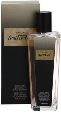Avon Instinct for Her Deo-Spray für Damen 1