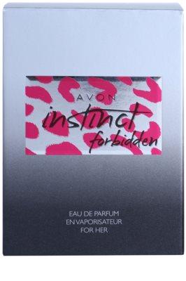 Avon Instinct Forbidden Eau De Parfum pentru femei 4