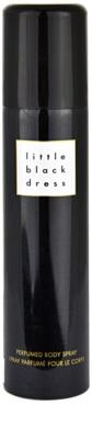 Avon Little Black Dress tělový sprej pro ženy