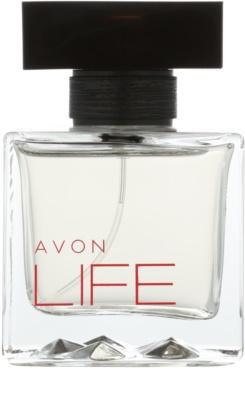 Avon Life For Him туалетна вода для чоловіків