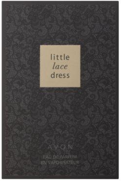 Avon Little Lace Dress Eau de Toilette pentru femei 5