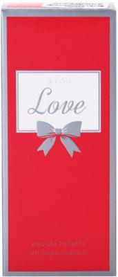 Avon Love Eau de Toilette für Damen 4