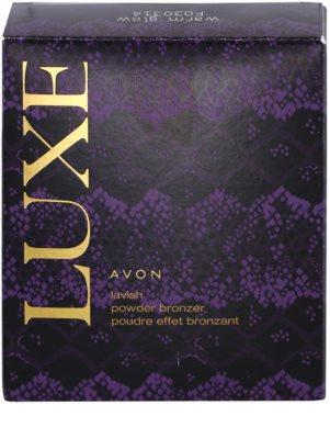 Avon Luxe Powder Bräunungspuder 2