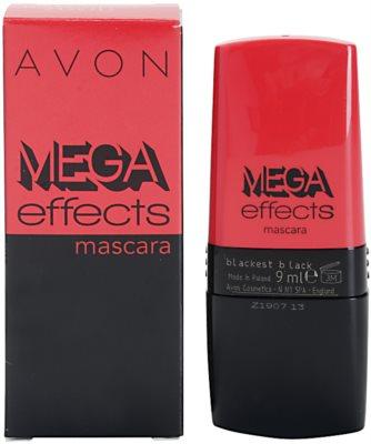 Avon Mega Effects máscara para dar  volume 3