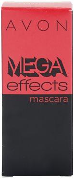 Avon Mega Effects máscara para dar  volume 4