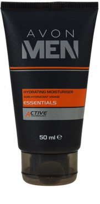Avon Men Essentials feuchtigkeitsspendende Gesichtscreme
