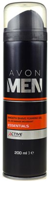 Avon Men Essentials gel de barbear espumoso