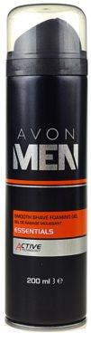 Avon Men Essentials пінистий гель для гоління