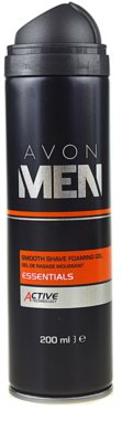 Avon Men Essentials gel de barbear espumoso 1