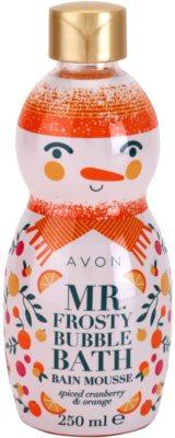 Avon Mr. Frosty pena za kopel z vonjem
