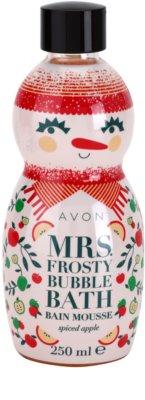 Avon Mrs. Frosty duftender Badeschaum
