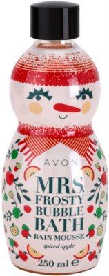 Avon Mrs. Frosty espuma de banho com aroma