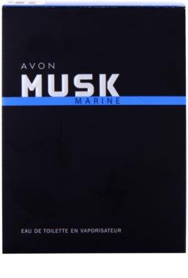 Avon Musk Marine Eau de Toilette pentru barbati 4