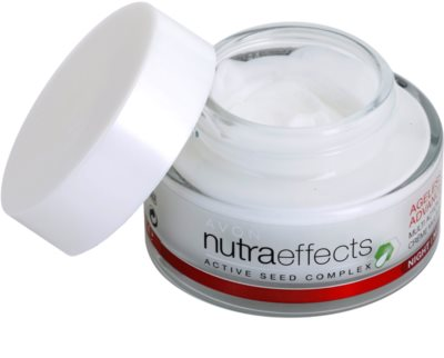 Avon Nutra Effects Ageless Advanced intensive Nachtcreme mit verjüngender Wirkung 1